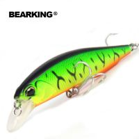 Воблер Bear King Real Minnow Pro