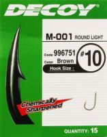 Крючки Decoy M-001 Round Light