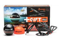 Эхолот Deeper Pro+ WiFi+GPS Christmas Bundle
