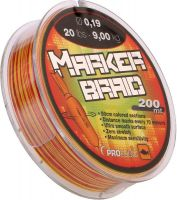 Шнур Prologic Marker Braid 0.19mm 20Lb 200m