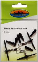 Крепление поплавка Fishing ROI YM-4035 Plastic balance float seat