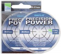 Леска Preston Reflo Precision Power 50m