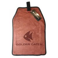 Полотенце Golden Catch Fishing Towel Brown 2020