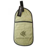 Полотенце Golden Catch White Pocket Green 2020
