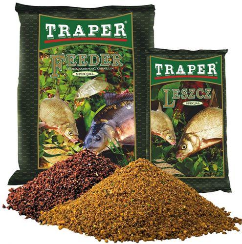 профессиональные прикормки от фирмы Траппер