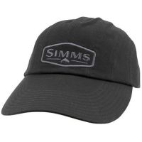 Кепка Simms Double Haul Cap Black