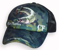 Кепка тракер Crazy Fish Pike Hunter Camo