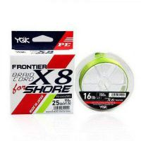 Шнур YGK Frontier Braid Cord X8 for Shore